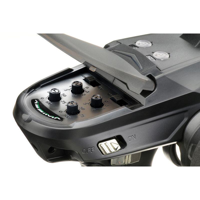 ABSIMA 2000009 2.4GHz, 6 csatornás mix mód táv + vevő
