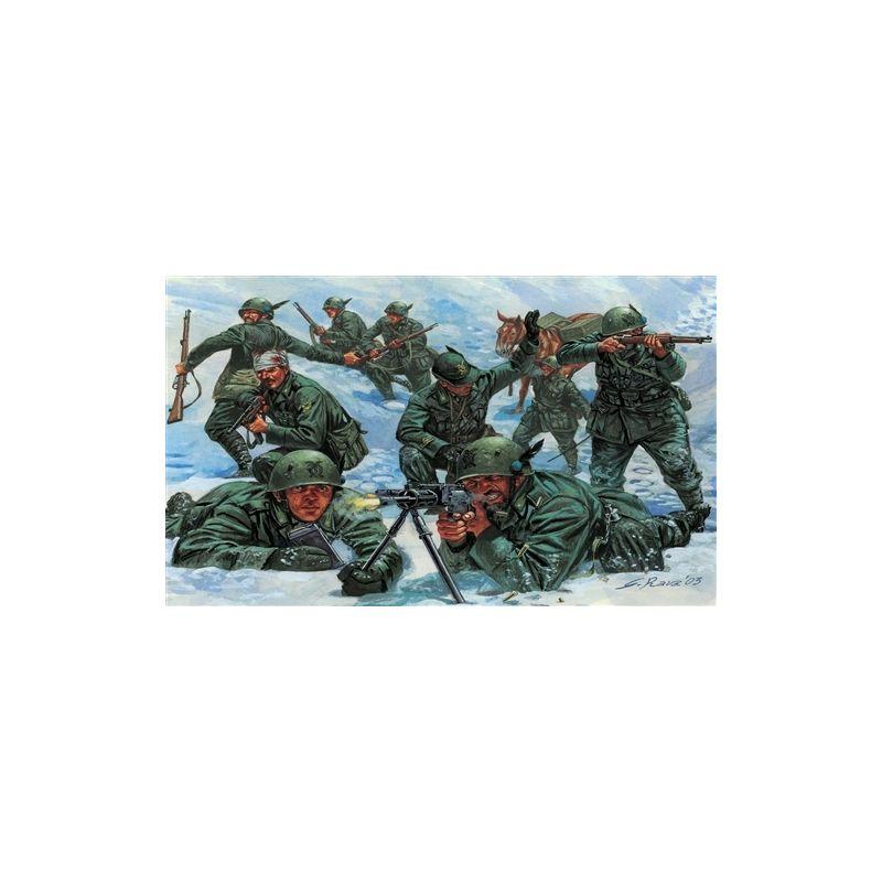 Italeri 6059 Olasz hegyi csapat