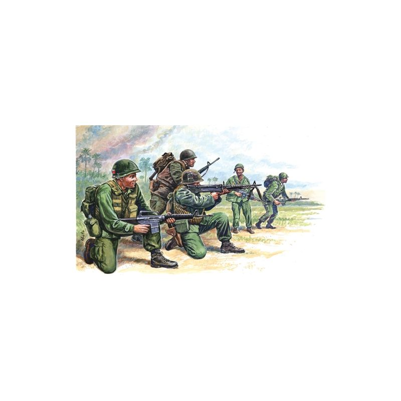Italeri 6078 American Special Force