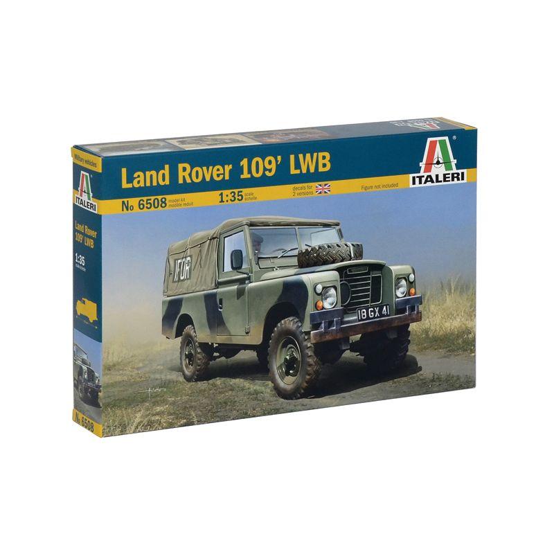 ITALERI 6508 LAND ROVER 109 LWB
