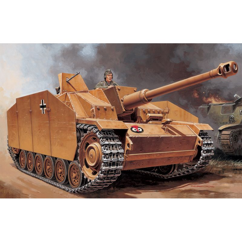 Italeri 15756 Sd.Kfz.142/1 Sturmgeschütz III