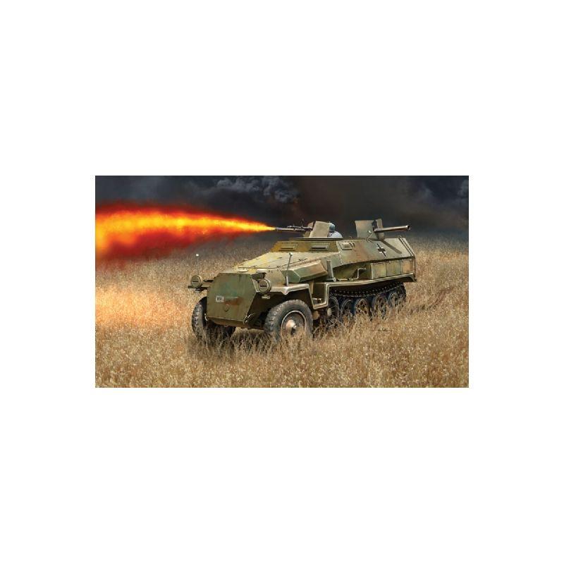 Italeri 7067 Sd. Kfz. 251/16
