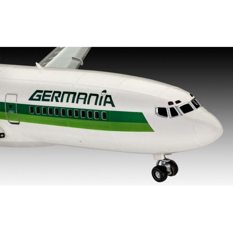Revell 63946 Boeing 727-100 1:144