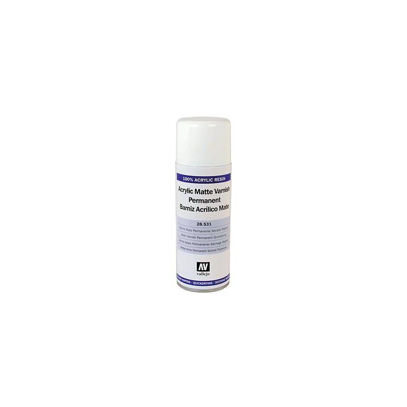 Vallejo 28531 Acryl lakk spray Matt