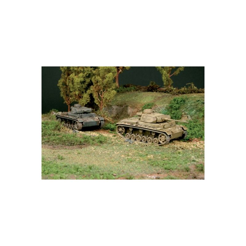 Italeri 7507 Pz. Kpfw. III. Ausf. J