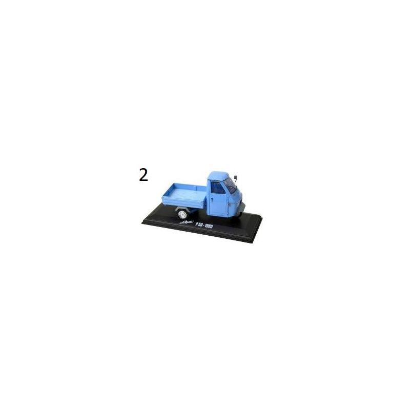 76813 Italeri APE háromkerekű jármű több színben 1/32