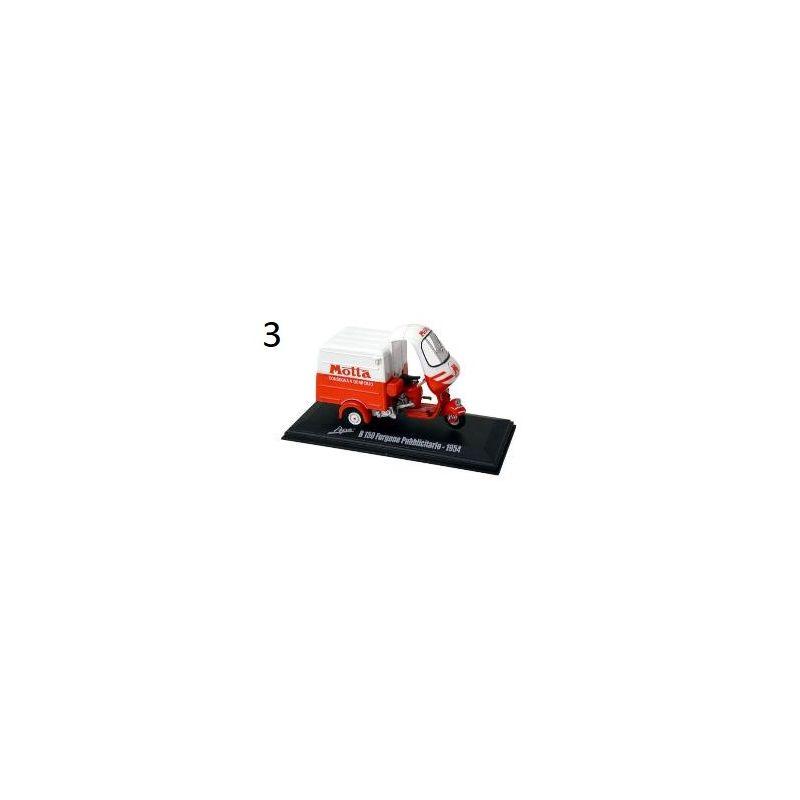 76815 Italeri APE háromkerekű jármű több színben 1/32