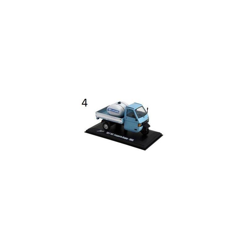 76816Italeri APE háromkerekű jármű több színben 1/32