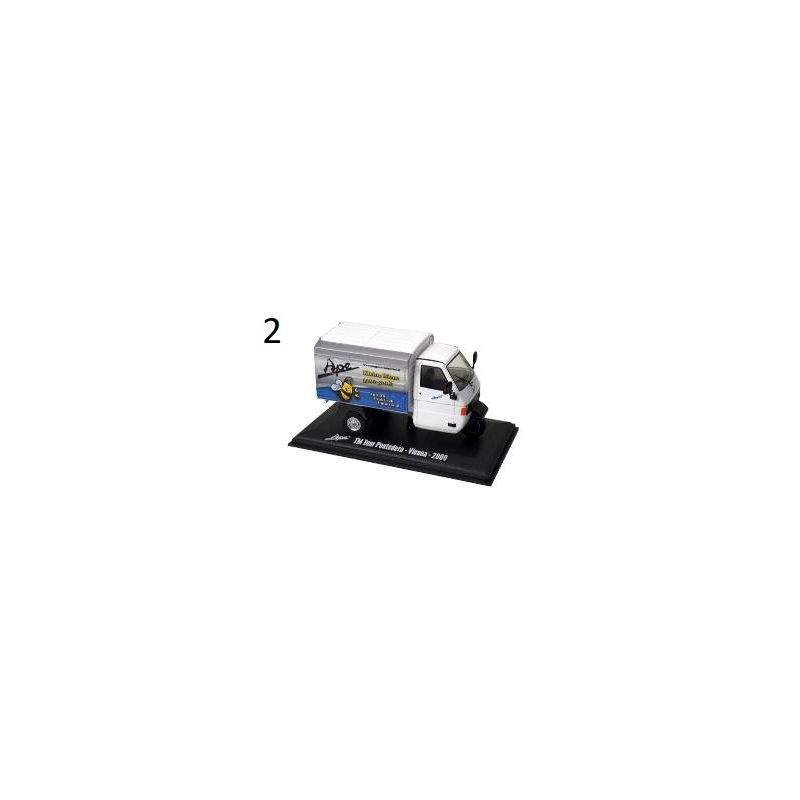 76815 Italeri APE 3 kerekű jármű több színben 1/32