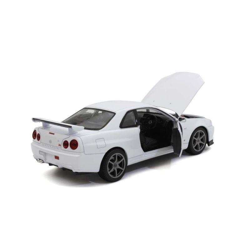 Welly 24108 Nissan Skyline GT-R (R34)
