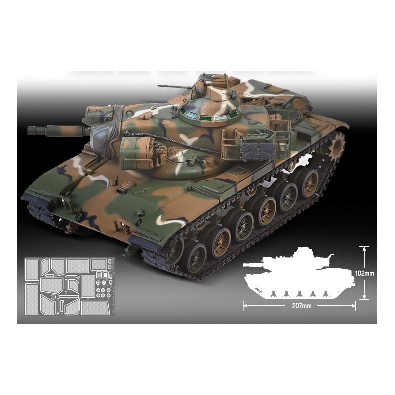 Academy 13296 M60A2 PATTON