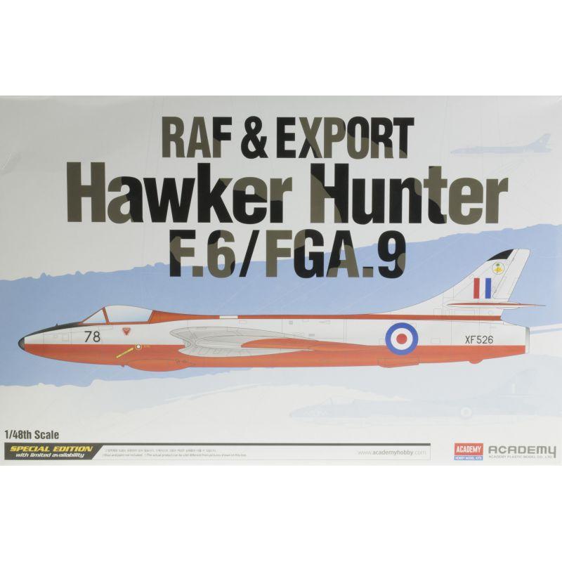 Academy Hawker Hunter F6/FGA9