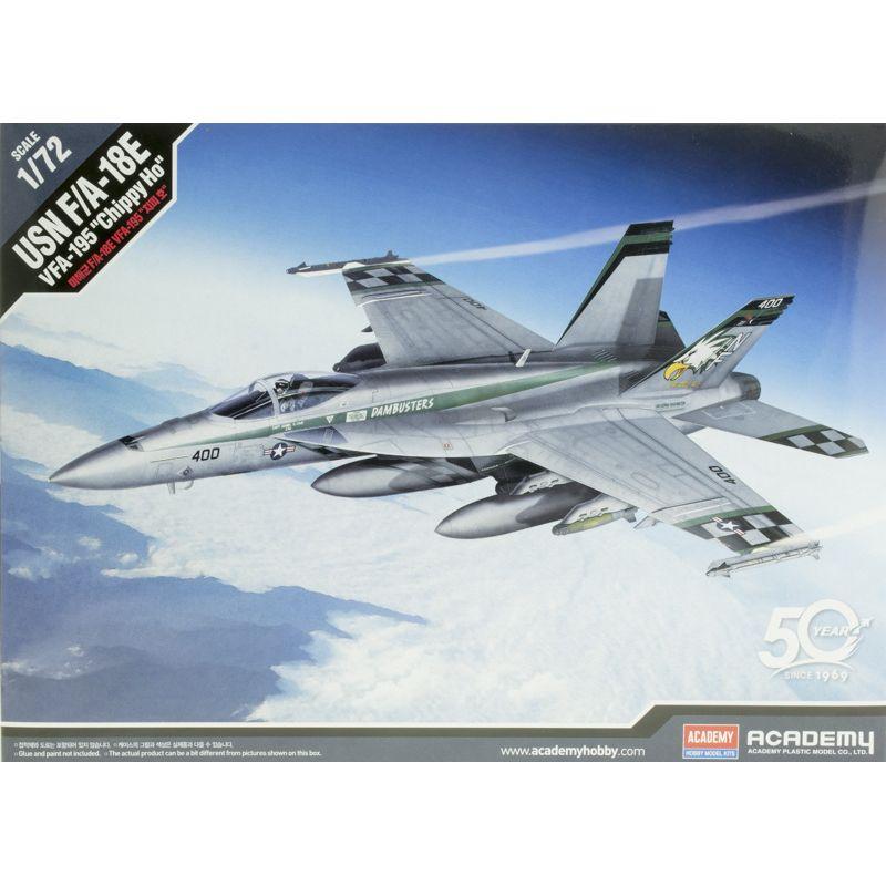 Academy F/A-18E VFA-195 Chippy Ho
