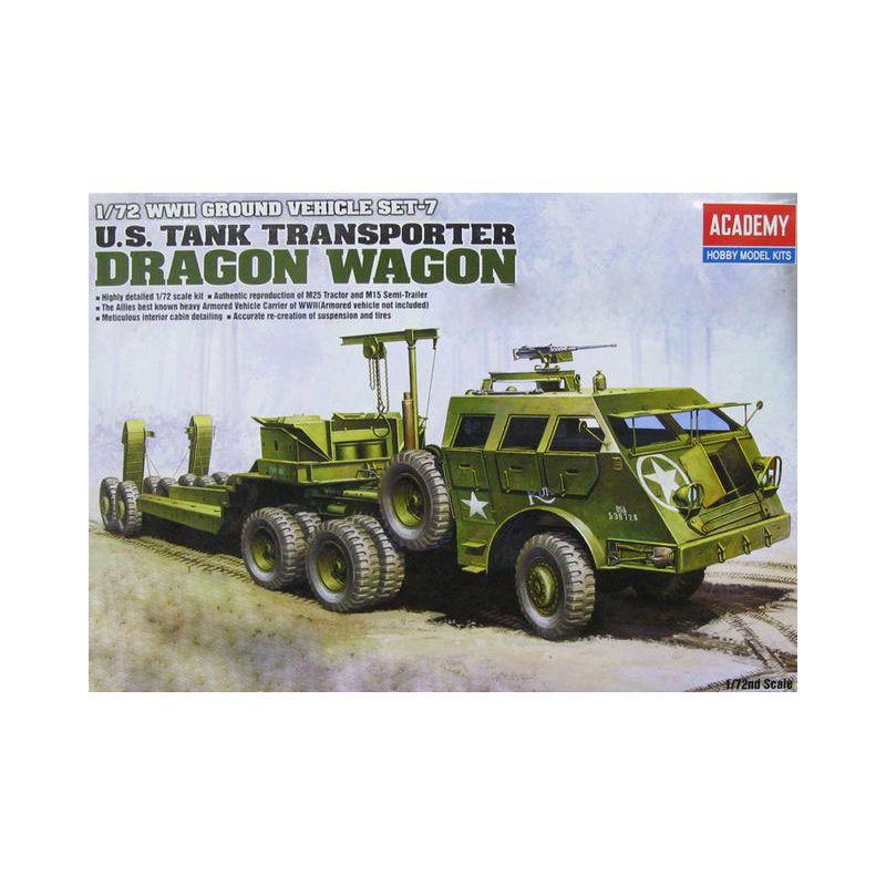 1/72 M26 DRAGON WAGON