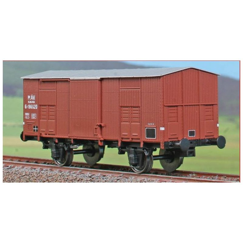 ACME 40095 Zárt teherkocsi Typ F rövid tengelytáv MÁV III