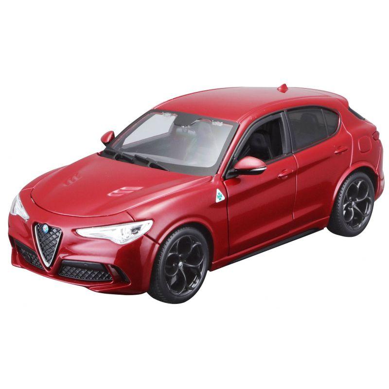 Bburago 21086 Alfa Romeo Stelvio