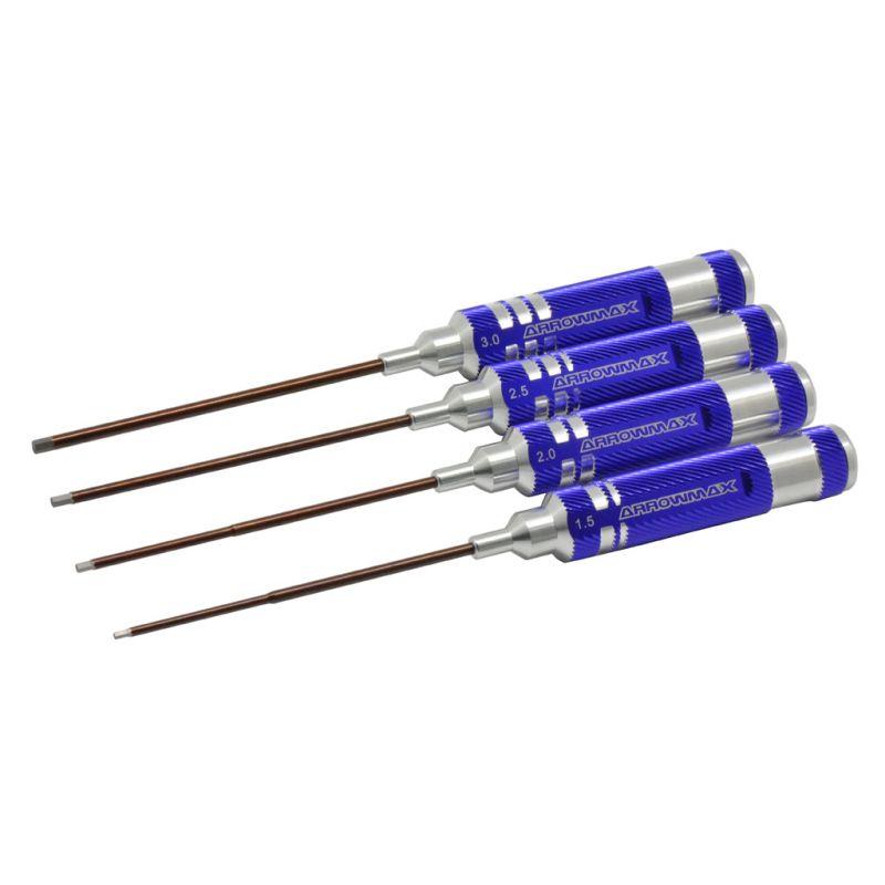 Arrowmax imbusz szerszámkészlet 4 darabos