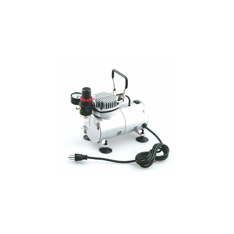 CHROMAX AS-18-2 Airbrush kompressor