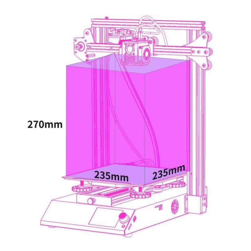 BIQU B1 3D nyomtató
