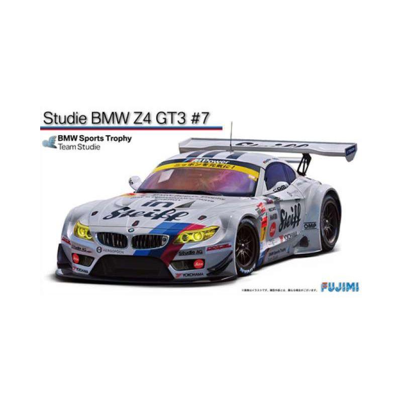 FUJIMI BMW Z4 GT3 #7