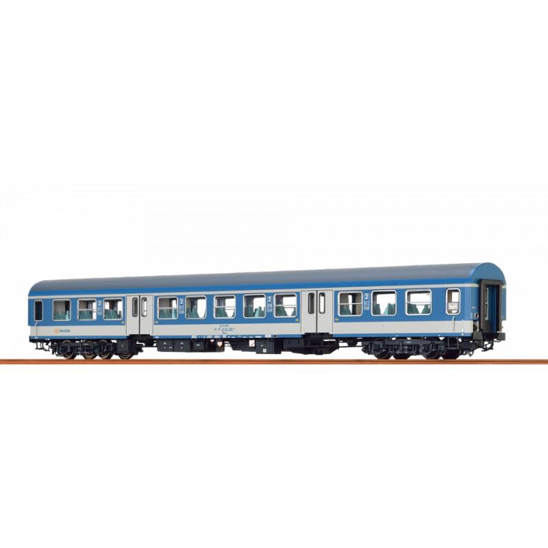 Brawa 46035 Személykocsi 2.o. Byee, Halberstadt, MÁV-Start VI