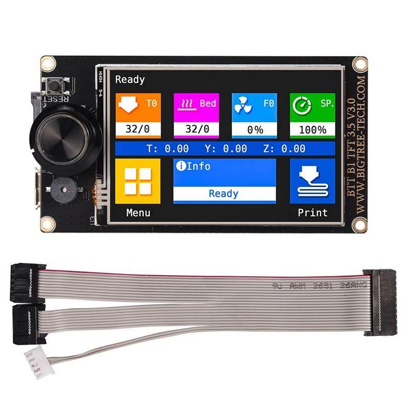 BTT B1 TFT 3.5 V3.0 32 bit mainboard+TFT touchscre