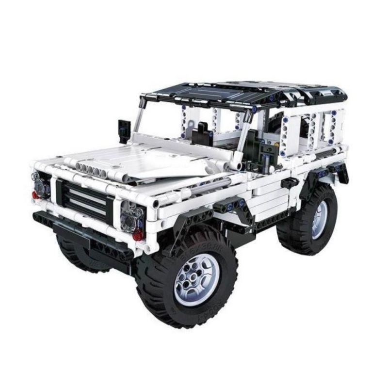 Land Rover – building blocks – RC