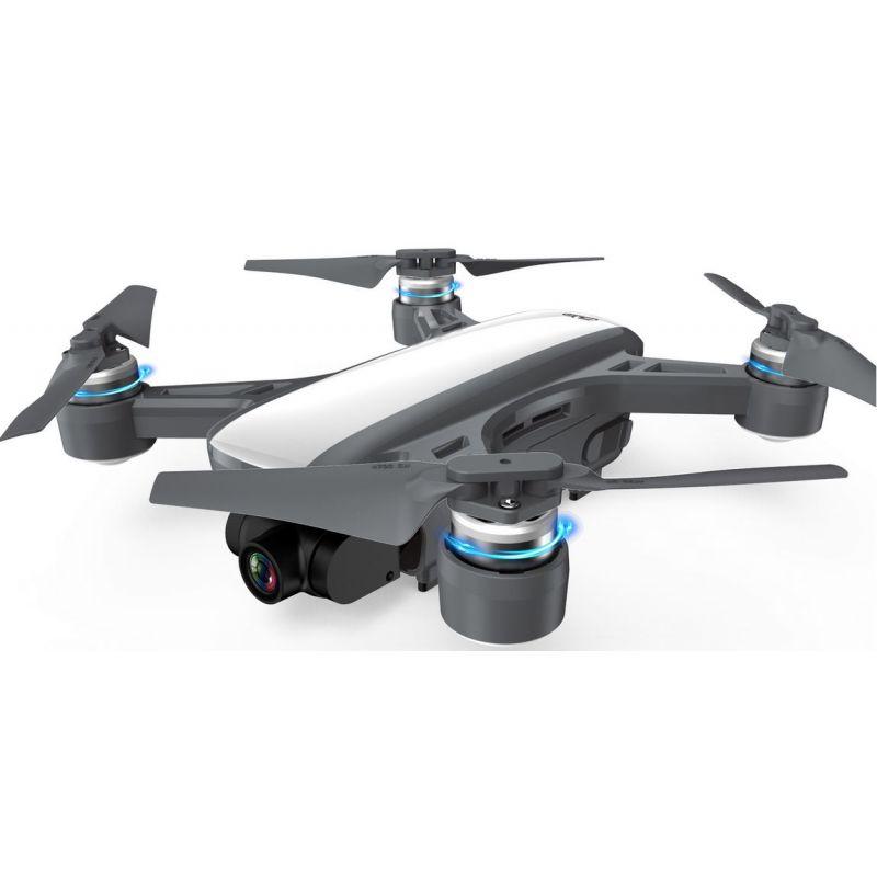 C-Fly DREAM GPS 4K RC Drón FEHÉR