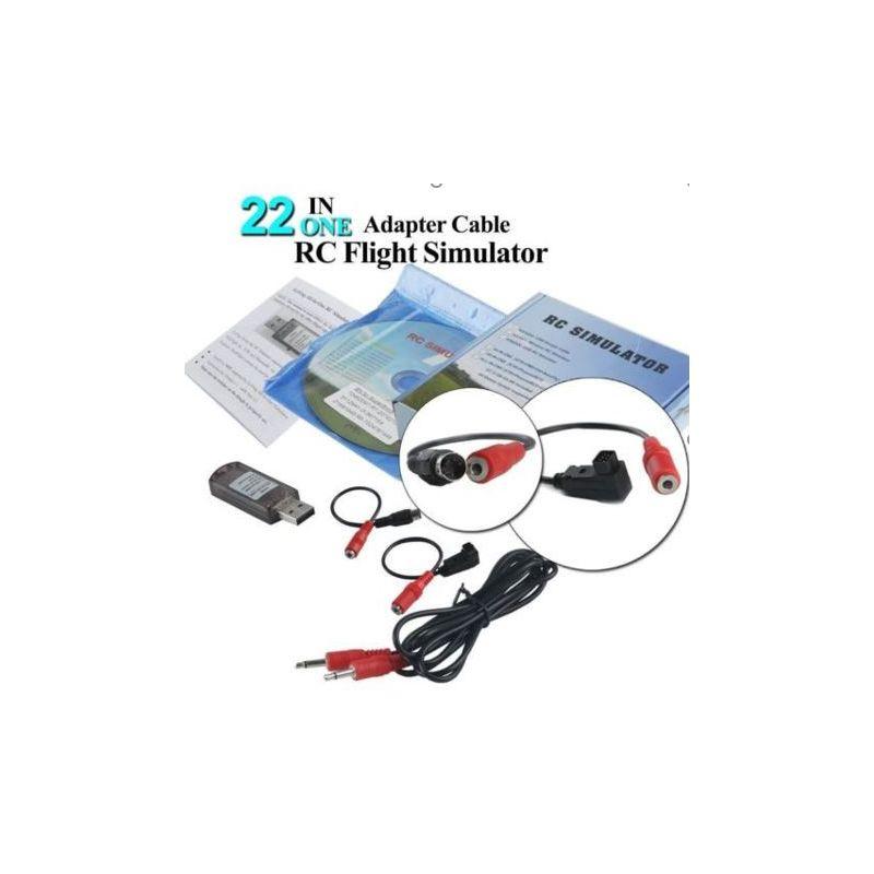 22 az 1ben repülős szimulátor
