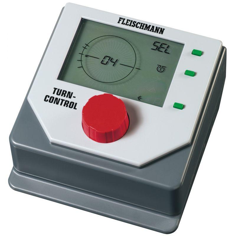 Fleischmann 6915 Fordítókorongvezérlő kapcsoló, kijelzővel