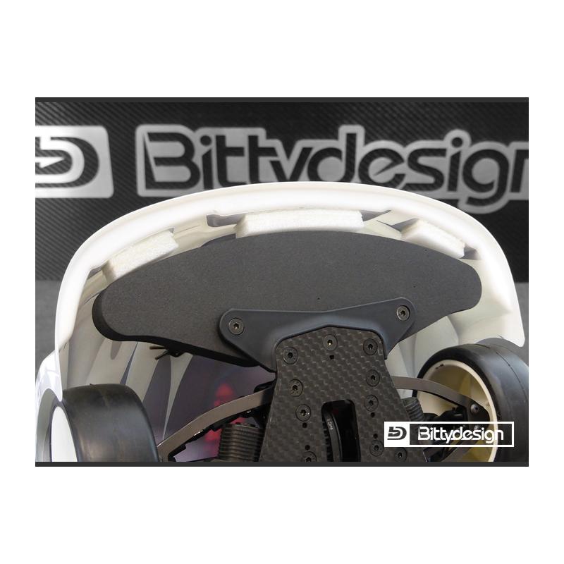 Bittydesign Túraautó karosszéria első hab csillapító kit
