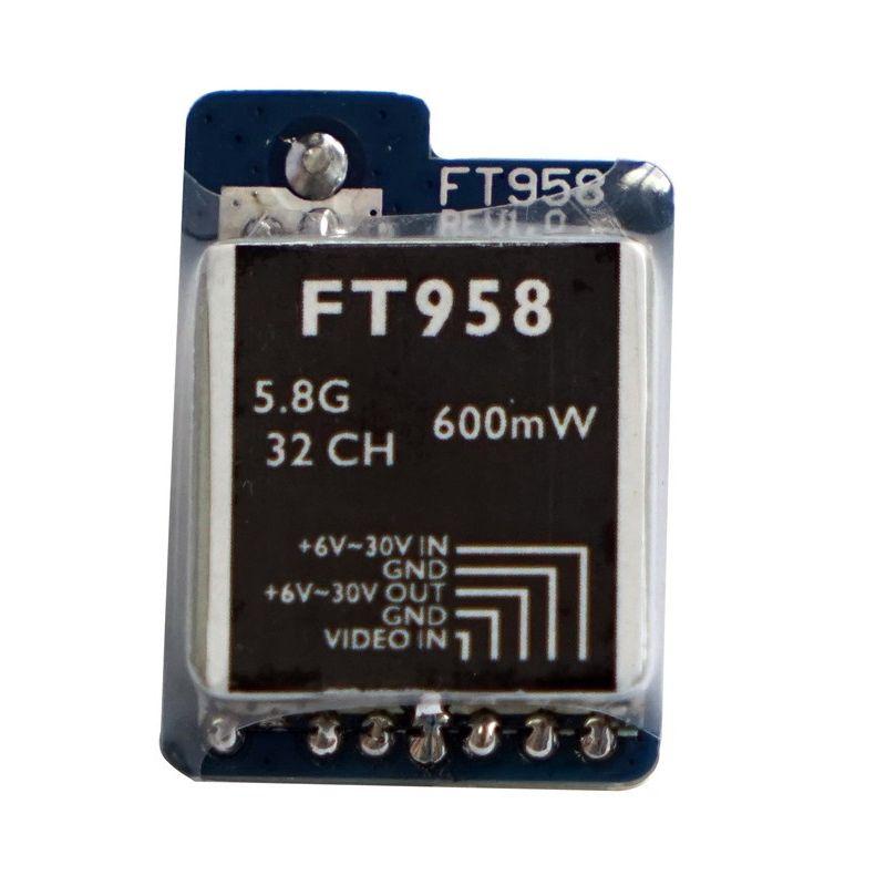 FPV adóegység 600mW mini 5.8Ghz