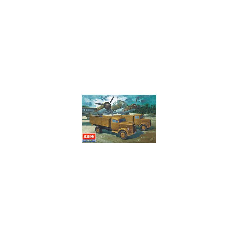 Német teherautó 1:72 Academy 13404