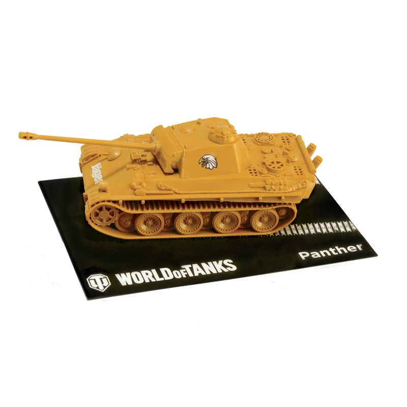 34104 ITALERI Pzkpfw. V Panther Easy to build WoT 1:72