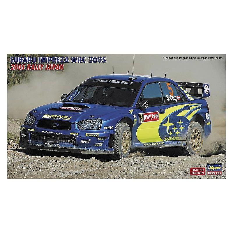1/24 Subaru Impreza WRC 2005,