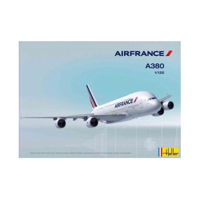 Heller 80436 Airbus A380 800 Air France