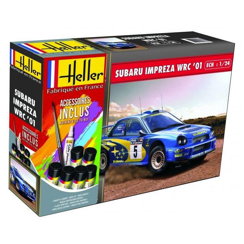 Heller 80761 Subaru Impreza WRC01