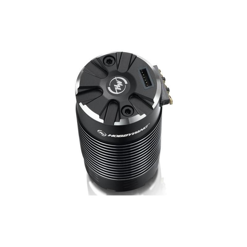 Hobbywing XERUN 4268SD-1900KV-BLACK-G2 brushless motor