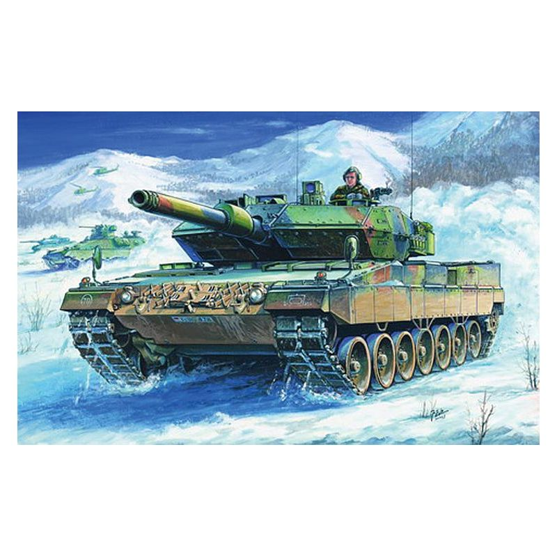 1/35 Deutscher Leopard 2 A5/A