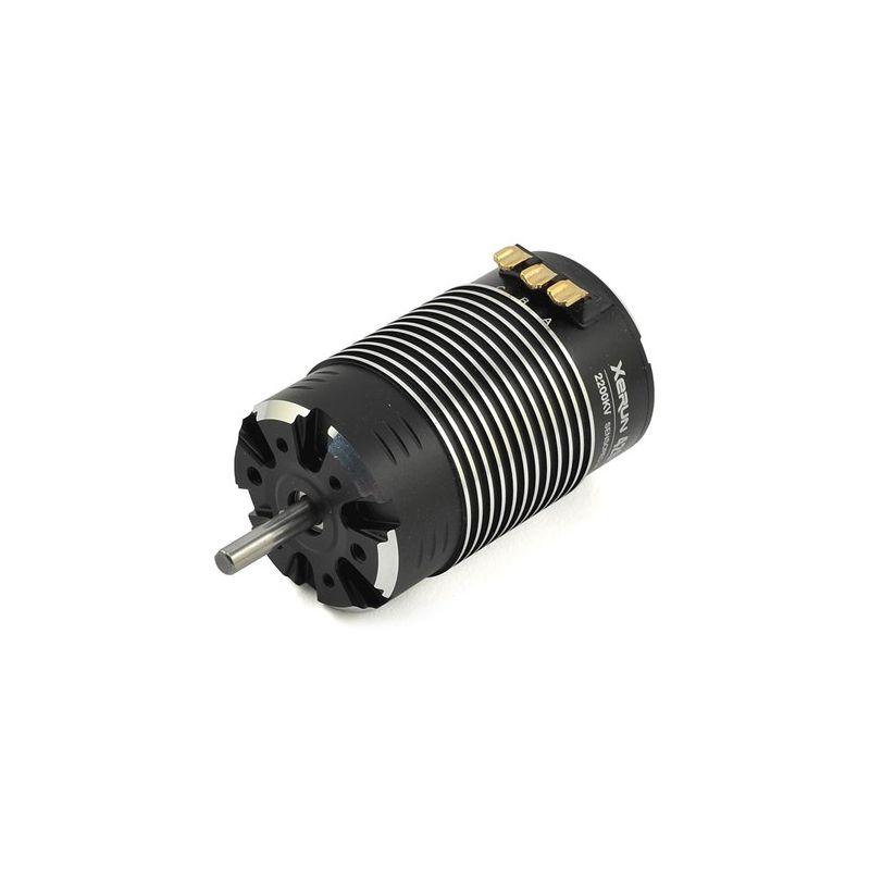 Hobbywing XERUN 4268SD-2200KV-BLACK-G2 brushless motor
