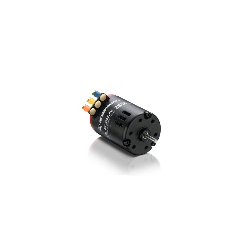 Hobbywing QuicRun 3650SD - 8.5T Black G2 brushless motor