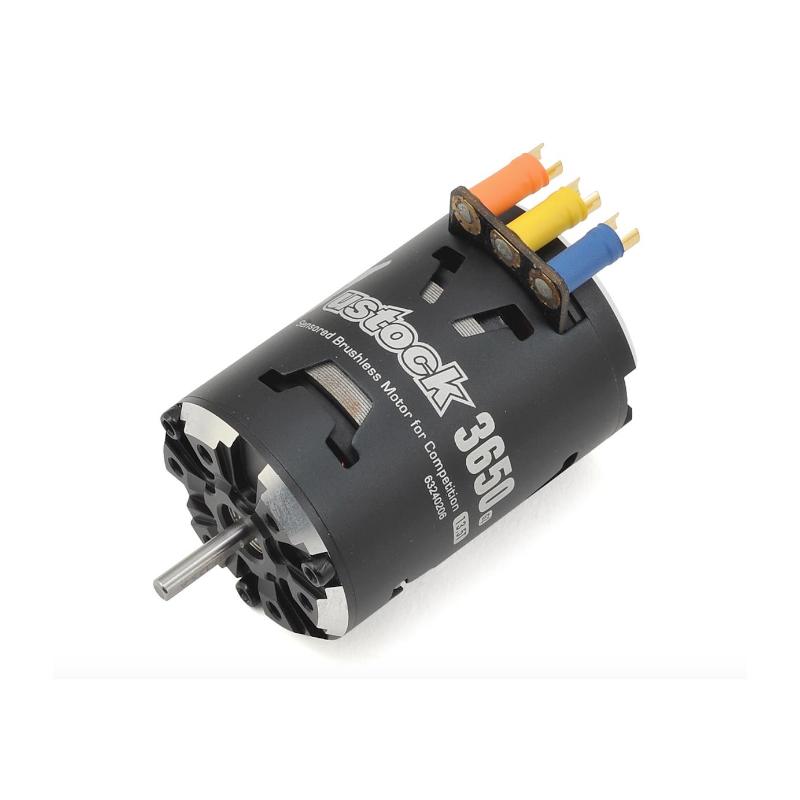 Hobbywing XERUN Justock 3650SD G2 Szenzoros Brushless Motor (13.5T) autómodellekhez