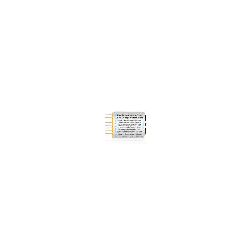Lipo Alarm 1-8 cella HP