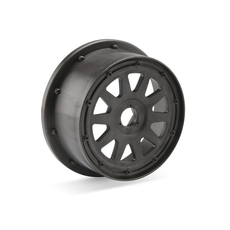 HPI 104972 TR-10 WHEEL GUNMETAL (120x60mm/-4mm OFFSET)