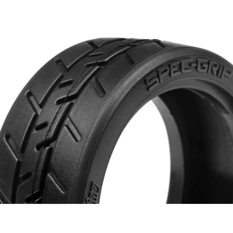 HPI 113717 Spec-Grip Tire 26mm (K Compound/2db)