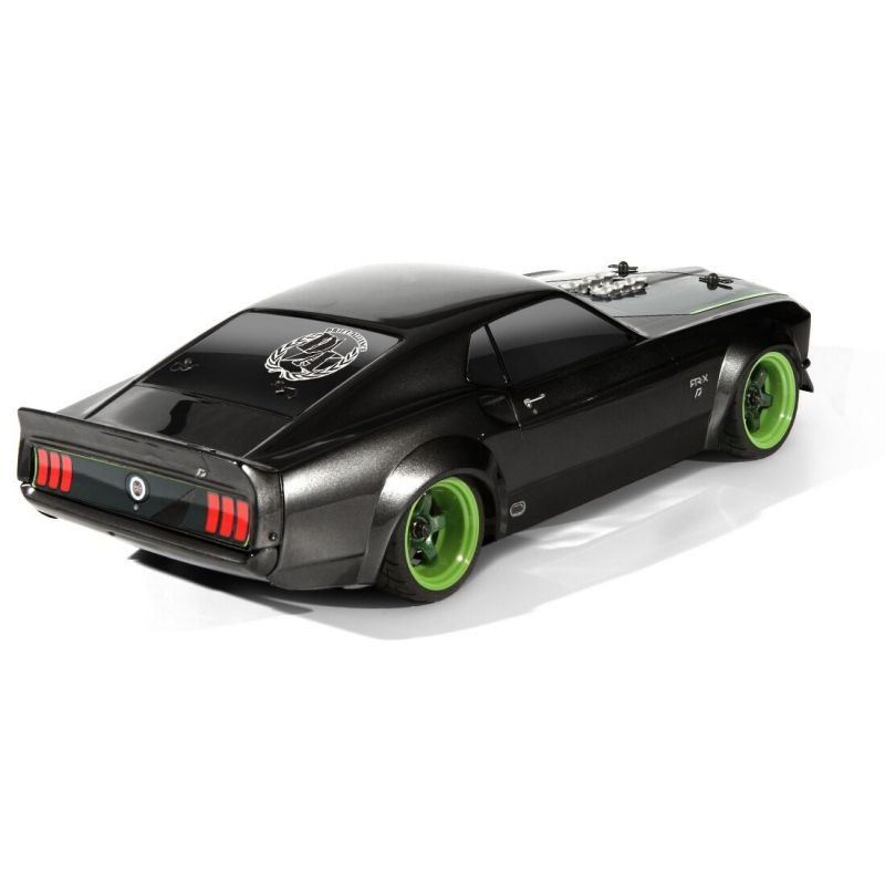 HPI 120102 RS4 SPORT 3 1969 FORD MUSTANG RTR-X