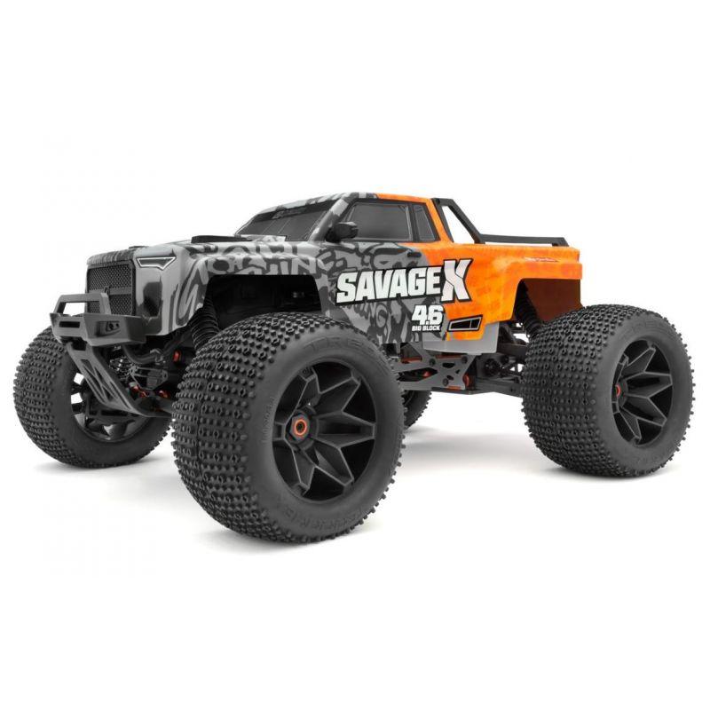 HPI 160100 Savage X 4.6 GT-6