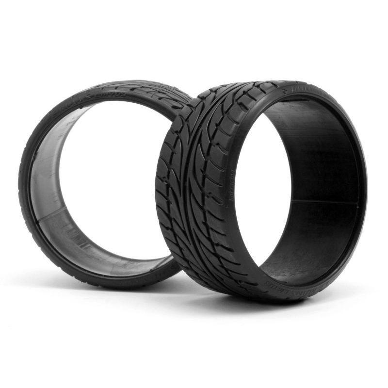 HPI 4431 Lp32 T-Drift Tire Dunlop Le Mans Lm703 (2db)