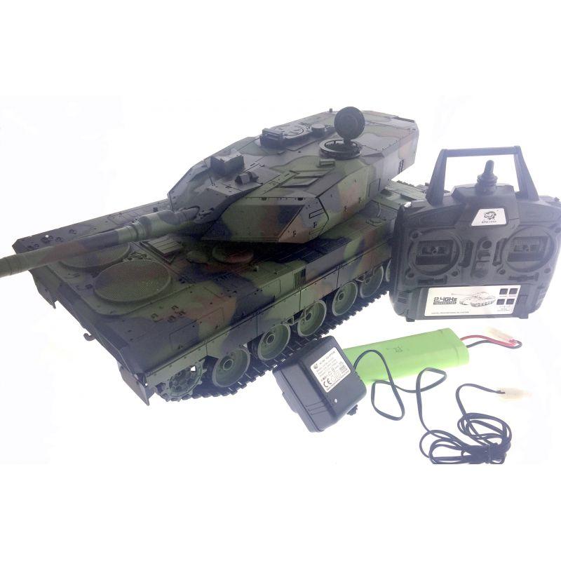 German Leopard 2A6