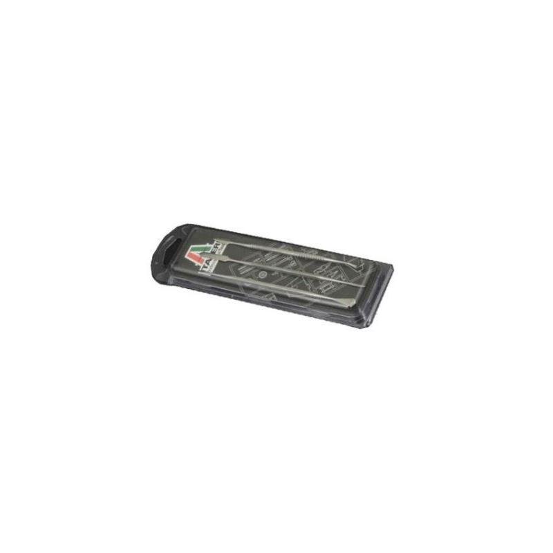 Italeri 50819 szerszámkészlet - rozsdamentes acél faragók